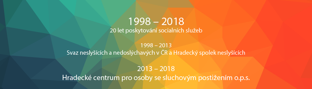 Hradecké centrum pro osoby se sluchovým postižením o.p.s.